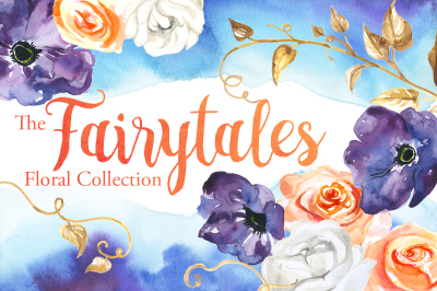 The Fairytales Floral Collection