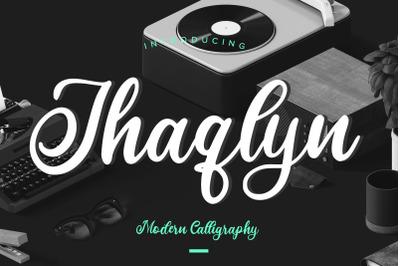 Jhaqlyn Modern Calligraphy