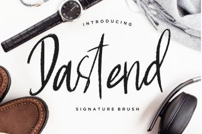 Dastend Signature Brush