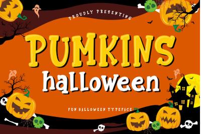 Pumkins Halloween