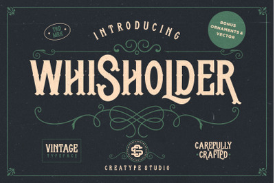 Whisholder Vintage & Ornaments