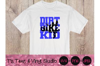 Dirt Bike SVG, Dirt Bike Kid svg, Bike svg, Motocross svg, Racing svg,