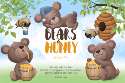 Bears and Honey