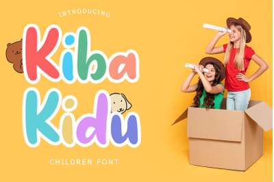Kiba Kidu