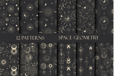 Patterns. Space geometry
