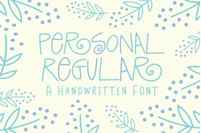 Personal Regular