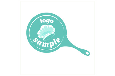 Logo For Cook with a cook hat