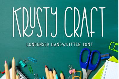 Krusty Craft