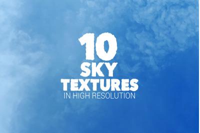 Sky Texture x10