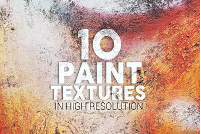 Paint Textures x10