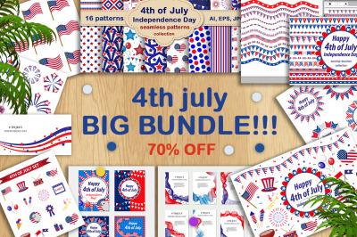 4th July big bundle !!!