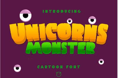 Unicorns Monster