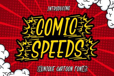 Comic Speeds