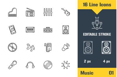 Studio Devices, Music Icons