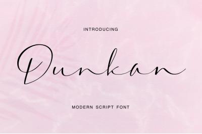 Dunkan Script