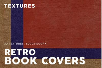 Retro Book Cover Textures 1