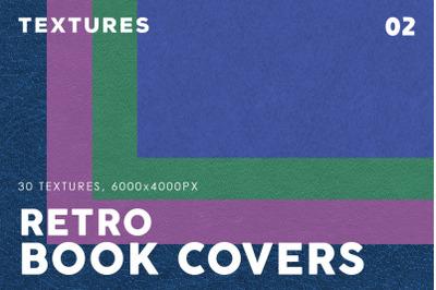 Retro Book Cover Textures 2