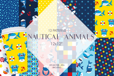 Nautical Animals