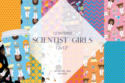 Scientist Girls