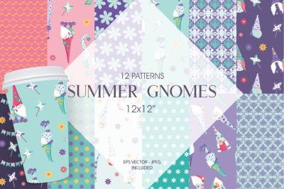 Summer Gnomes