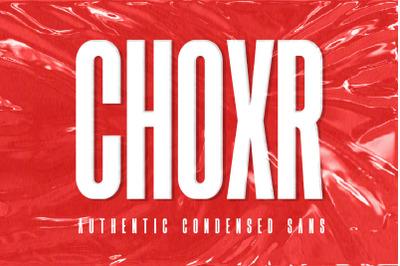 Choxr