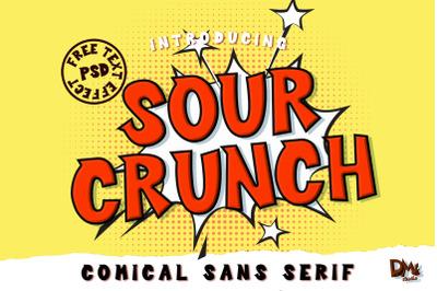 Sour Crunch
