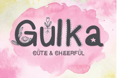 Gulka Font