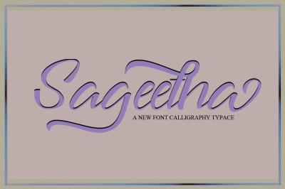 Sageetha Script