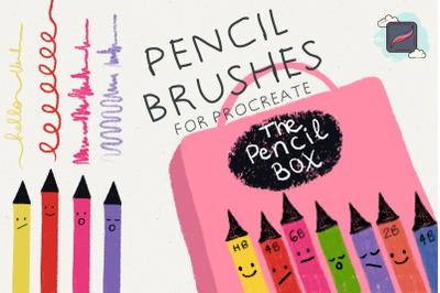 The Procreate Pencil Box