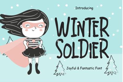 Winter Soldier Joyful & Fantastic