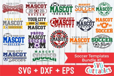Soccer Template Bundle 1