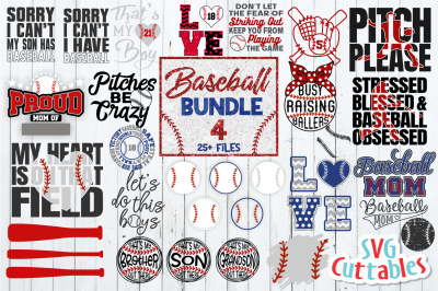 Baseball Bundle 4