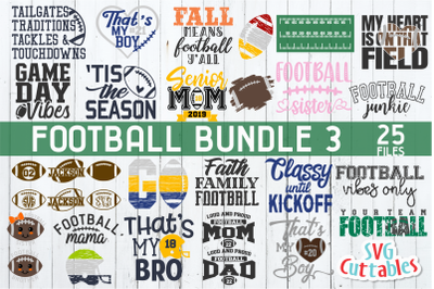 Football Bundle 3