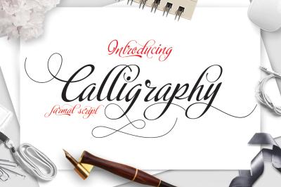 Caligraphy Script