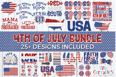 Fourth Of July Bundle