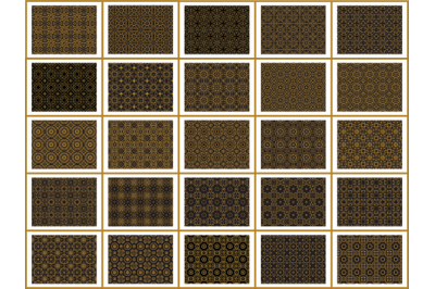 Pattern Gold Pack
