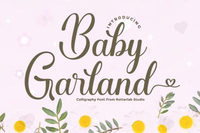 Baby Garland