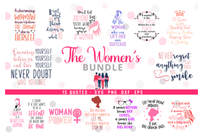The Women's Bundle