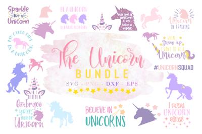 The Unicorn Bundle