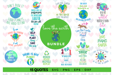 Love The Earth Bundle