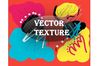 vector flower and summer illustration