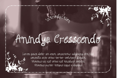 Anindya Cresscendo