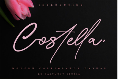 Costtella / Handwritten