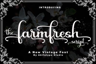 Farmfresh Script