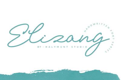 Elizany / Handwritten