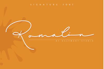 Romalin / Signature