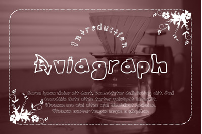 Aviagraph