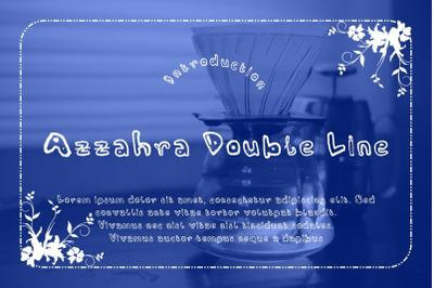 Azzahra Double Line