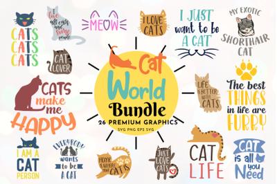 The Cat World Bundle