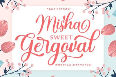 Misha Gergoval